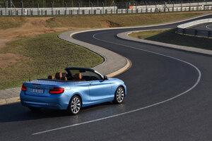 BMW 220i Cabrio Luxury Line 2017