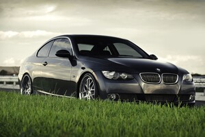 Bmw 3 Series Coupe Wallpaper