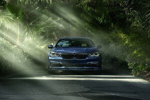Bmw Alpina 2017 Wallpaper