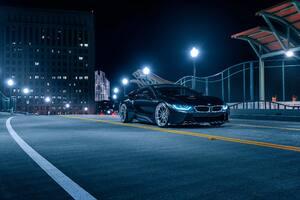 BMW Aristo I8 8k Wallpaper