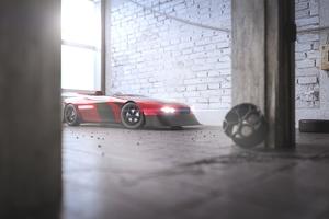 Bmw Convertible Concept Car