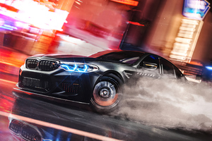 Bmw Drifting Wallpaper