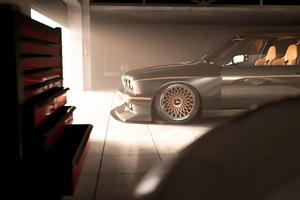 Bmw E30 Classic Car 5k Wallpaper