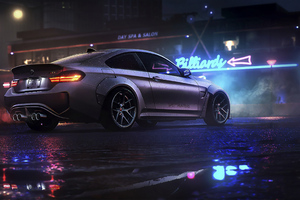 Bmw Gt Need For Speed 4k