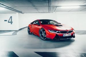 BMW I8 AC Schnitzer ACS8 2017 4k