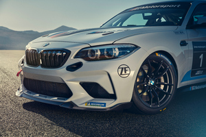 BMW M2 CS Racing 2020 Wallpaper