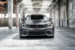 BMW M2 M Performance Parts Concept 2018 Front