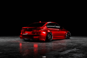 Bmw M3 F30 4k Wallpaper