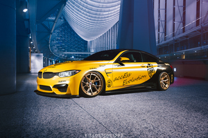BMW M4 Photography