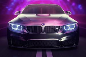 Bmw M4 Speed Of Light Wallpaper
