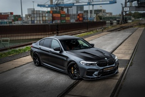 BMW M5 Manhart V8 F90 5k Wallpaper