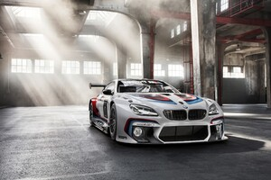 Bmw M6 GT3 Wallpaper