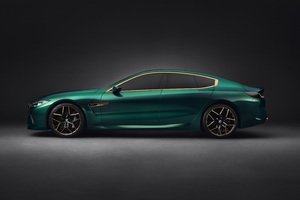 Bmw M8 4k 2019 Wallpaper