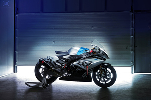 BMW Motorrad 4k 2018 Wallpaper