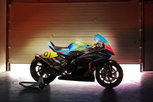 BMW Motorrad 4k Wallpaper