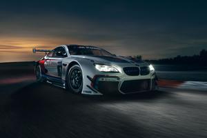 BMW Motorsport 4k Wallpaper