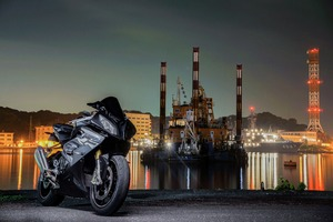 Bmw S1000RR 5k Front Wallpaper