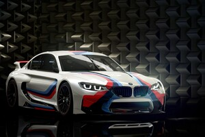 Bmw Vision Gran Turismo Wallpaper