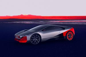 BMW Vision M NEXT 2019 4k