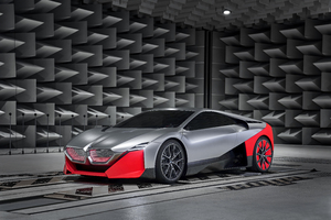 BMW Vision M NEXT 2019 8k Wallpaper