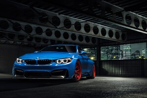 Bmw Vorsteiner Wallpaper