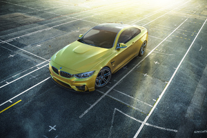 Bmw Yellow