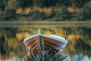 Boat Nature Reflection 5k