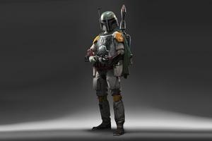 Boba Fett Star Wars 4k