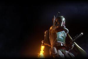 Boba Fett Star Wars Battlefront II