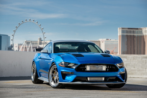 Bojix Design Ford Mustang GT 2018 Wallpaper
