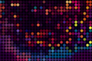 Bokeh Lights Abstract 4k