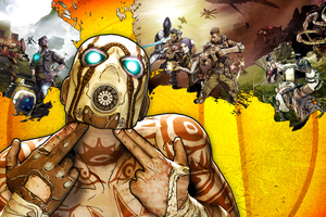 Borderlands 2 4k Wallpaper