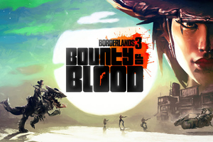 Borderlands 3 Bounty Of Blood 4k Wallpaper