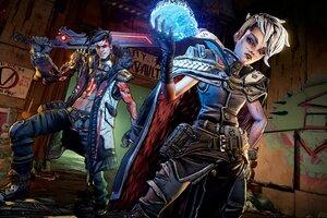 Borderlands 3 Twins Evil Wallpaper