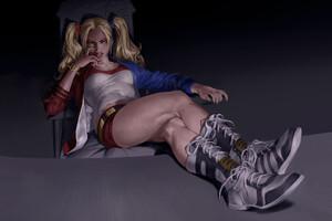Bossy Harley Quinn