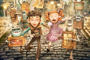 Boxtrolls Wallpaper