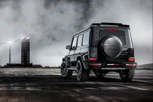 Brabus 800 Widestar 2019 Rear Wallpaper