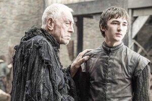 Bran Stark And Three eyed Raven