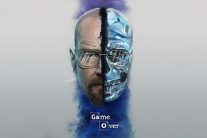 Breaking Bad Game Over Wallpaper