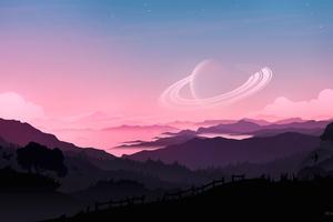 Breathtaking Landscape 5k Wallpaper