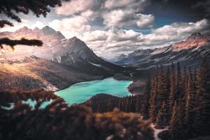 Breathtaking Scenery Landscape View Wallpaper
