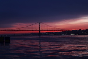 Bridge Silhouette 5k