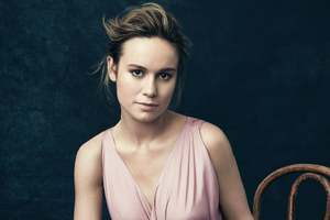 Brie Larson The Hollywood Reporter 2017 Wallpaper