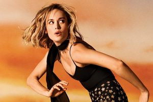 Brie Larson The Hollywood Reporter 2019 5k