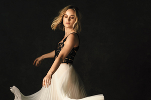 Brie Larson The Hollywood Reporter Photoshoot 2019