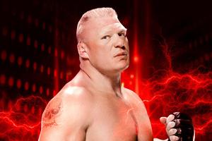 Brock Lesnar WWE 2K19
