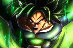 Broly Dragon Ball Wallpaper