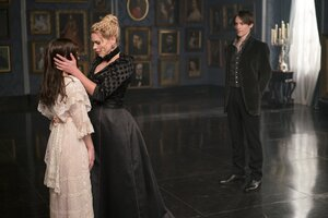 Brona Croft And Dorian Gray Penny Dreadful
