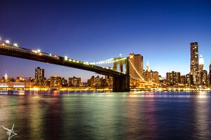 Brooklyn Bridge In New York Wallpaper