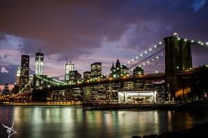 Brooklyn Bridge Manhattan Wallpaper